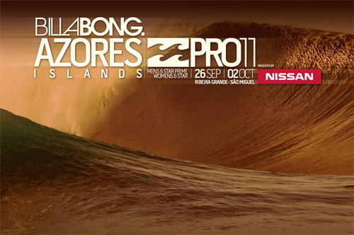 Billabong Azores Islands Pro